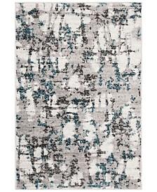 Safavieh Skyler Gray and Blue 6' x 9' Area Rug