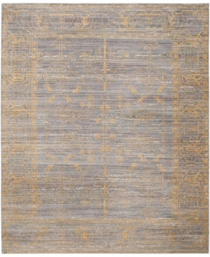 Safavieh Valencia Gray and Gold 9' x 12' Area Rug Product Image