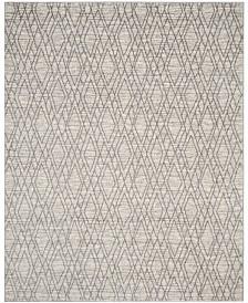 Safavieh Tunisia Ivory and Light Gray 8' x 10' Area Rug