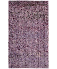 Valencia Lavender and Multi 3' x 5' Area Rug