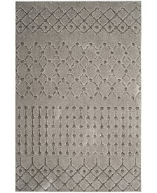 Safavieh Sparta Gray 4' x 6' Area Rug