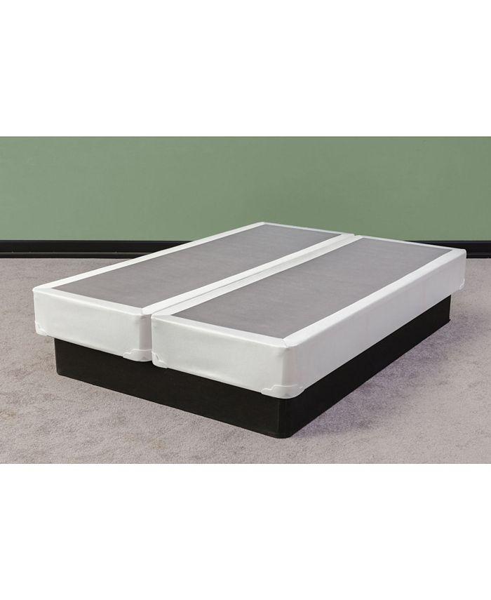 Payton - Fully Assembled Long Lasting Split Box Spring for Mattress, Full Size 74-inch x 53-inch