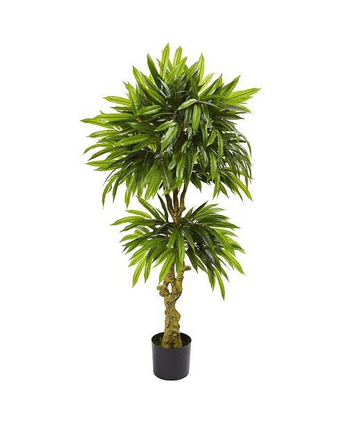 Nearly Natural Slim Mango Artificial Tree UV Resistant
