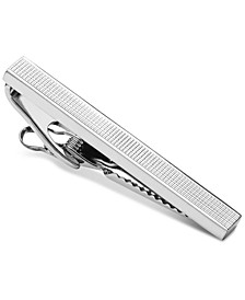 Men's Textured Tie Bar