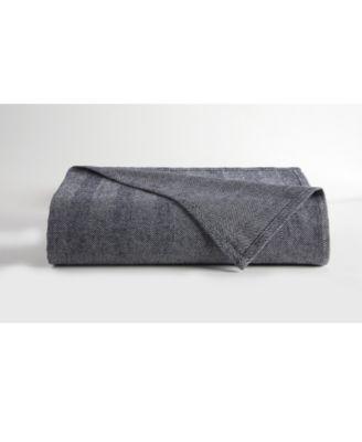 Herringbone Blanket, Twin