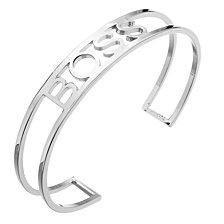"ADORNIA ""BOSS"" cuff bracelet"