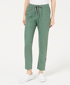 Roxy Juniors' Symphony Lover Drawstring Pants