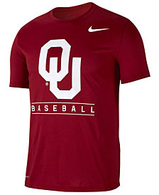 Nike Men's Oklahoma Sooners Team Issue Baseball T-Shirt