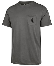 '47 Brand Men's Chicago White Sox Hudson Pocket T-Shirt