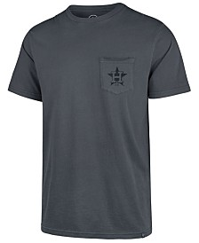 '47 Brand Men's Houston Astros Hudson Pocket T-Shirt