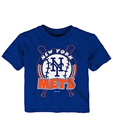New York Mets Fun Park T-Shirt, Toddler Boys (2T-4T)