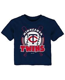 Outerstuff Minnesota Twins Fun Park T-Shirt, Toddler Boys (2T-4T)