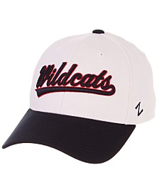 Zephyr Arizona Wildcats Tailsweep Flex Stretch Fitted Cap