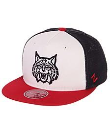 Arizona Wildcats ZTC Meshback Snapback Cap
