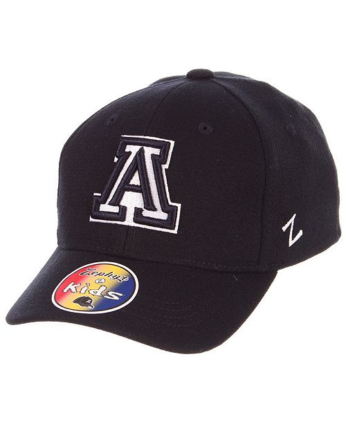 premium selection 3ee22 5e07b Zephyr Boys  Arizona Wildcats Flex Stretch Fitted Cap - Sports Fan Shop By  Lids - Men - Macy s