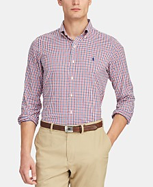 Polo Ralph Lauren Men's Big & Tall Classic Fit Performance Shirt