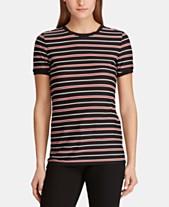 68fa15471f40 Lauren Ralph Lauren Womens Tops - Macy s