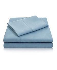 Woven Microfiber King Pillowcase Set