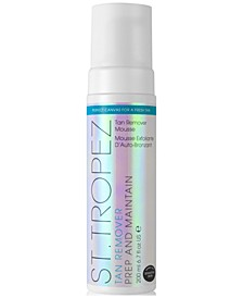 Prep & Maintain Tan Remover Mousse, 6.7-oz.