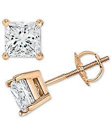 Diamond Stud Earrings (1/6 ct. t.w.)