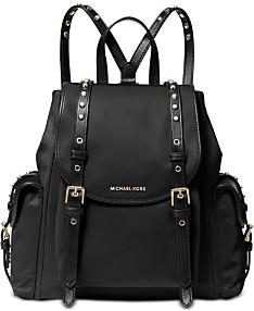 79a3ca54c2f Michael Kors Backpack - Macy's