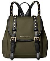 47d112f04 MICHAEL Michael Kors Leila Mini Flap Nylon Backpack