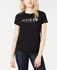 GUESS Organic Cotton Graphic T-Shirt