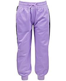 Little Girls Colorblocked Track Pants, Created for Macy's