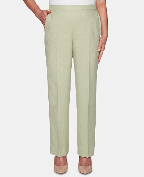 Alfred Dunner Southampton Pull-On Pants