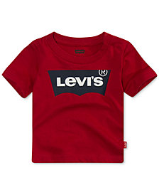 Levi's® Baby Boys Batwing Logo Graphic Cotton T-Shirt