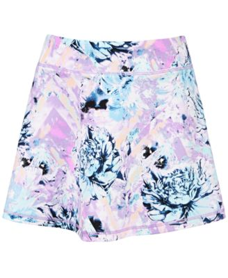 Toddler Girls Floral-Print Skort, Created for Macy's