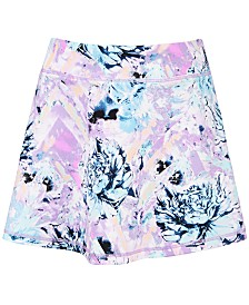 Ideology Big Girls Floral-Print Skort, Created for Macy's
