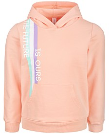 Ideology Little Girls Future-Print Hoodie, Created for Macy's