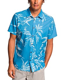 Quiksilver Men's Tech Beachrider Shirt