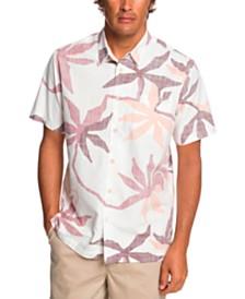 Quiksilver Waterman Men's Gully Floral Shirt