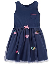Carter's Toddler Girls Tulle Sundress