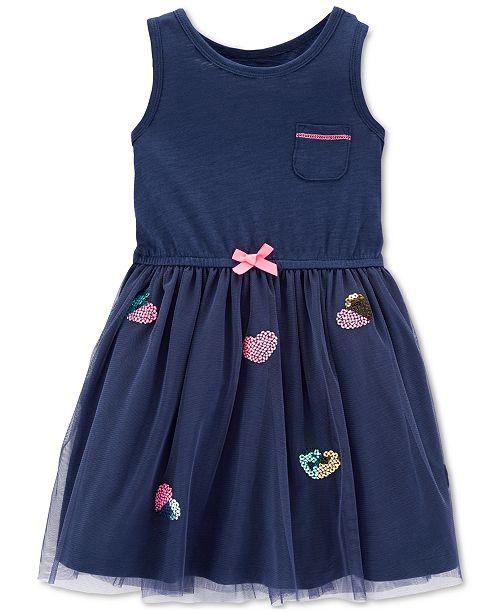 Carter's Toddler Girls Tulle Sundress