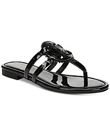 Canyon Medallion Flat Sandals