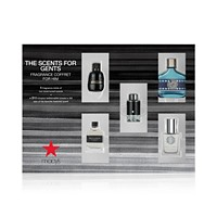 5-Pack The Scents For Gents Fragrance Gift Set