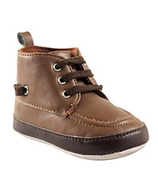 High Top Boat Shoes, 0-18 Months