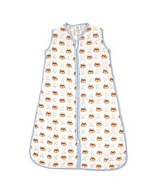 Safe Sleep Wearable Muslin Sleeping Bag/Blanket, 0-24 Months