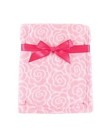 Luvable Friends Coral Fleece Blanket, One Size