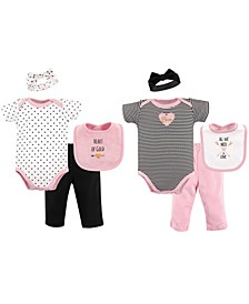 Grow With Me Clothing Gift Set, 8-Piece, 0-6 Months