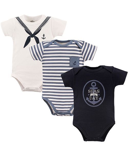 24dee7e61ab0 Baby Vision Little Treasure Bodysuits