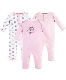 Yoga Sprout Baby Union Suit/Coverall, 0-24 Months