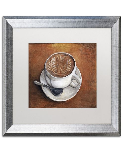 "Trademark Global Jennifer Nilsson Warm & Inviting Matted Framed Art - 35"" x 47"" x 2"""