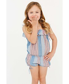 Plum Pretty Sugar Petit Saint Romper