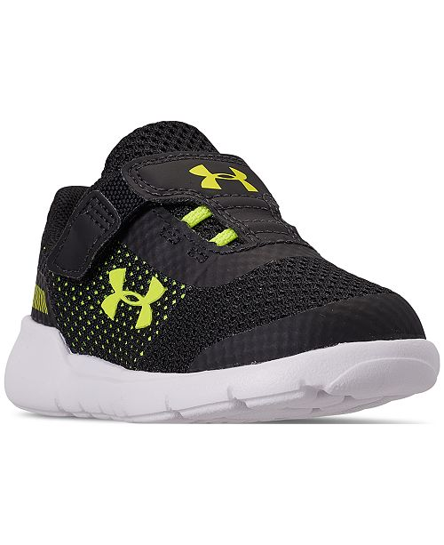 Under Armour Toddler Boys' Surge AC Running Sneakers from Finish Line