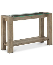 Sava Console Table, Created for Macy's