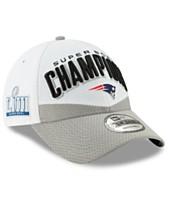 523b90a0d New Era New England Patriots Super Bowl LIII Champ Locker Room 9FORTY  Snapback Cap